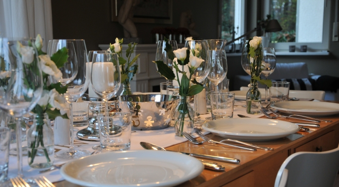 Gästetafel am 24.01.2015