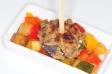 Lammhackbällchen auf Ratatouille Gemüse- Meine Gästetafel - Ute Pieper