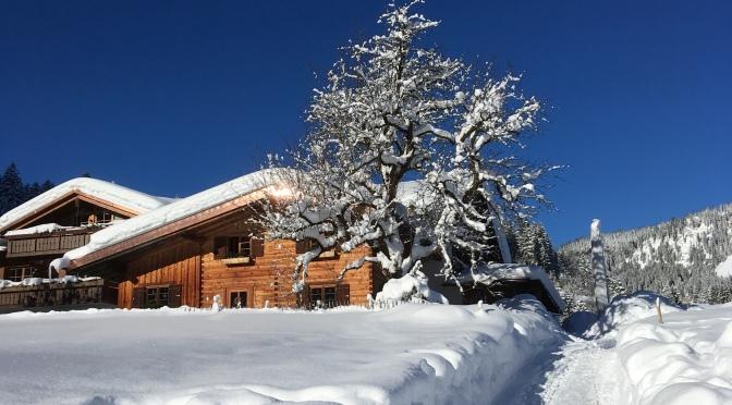 Heiß geliebte Alpenküche am Samstag, den 17.2.18
