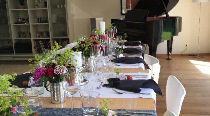 Pflanzliche Gästetafel am Freitag, den 31.01.2020