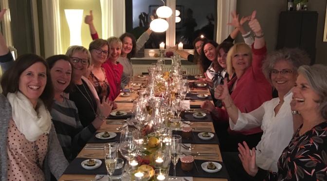Ladies Night am Freitag, den 25.10.19