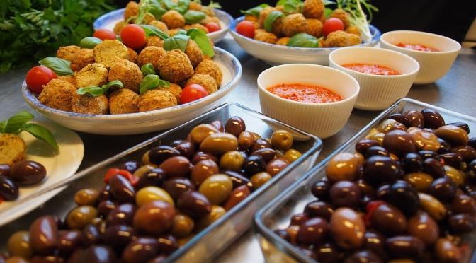 Koch-Workshop Balagan – alle Speisen kommen auf den Tisch