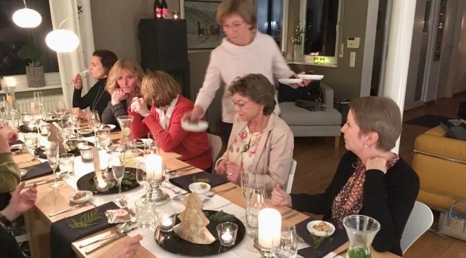 Pflanzliche Gästetafel am 27.11.2021