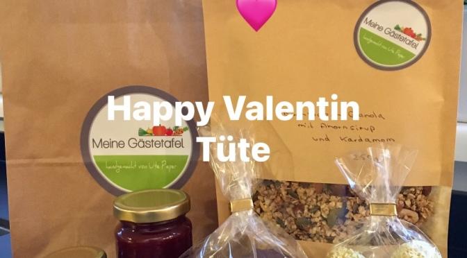 Happy Valentin Tüte
